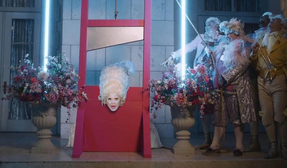 KATY PERRY / MADONNA / MARIE ANTOINETTE / JOAN OF ARC 3
