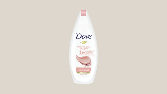 NJEGA TIJELA Dove Renewing Glow Pink Clay 250 ml