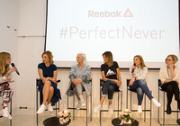 Reebok #PERFECTNEVER