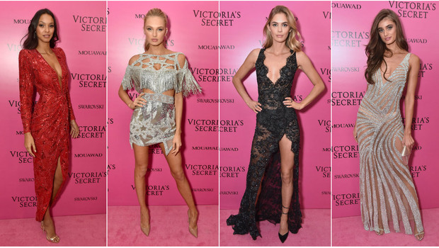 Victoria's Secret afterparty