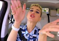 KATY PERRY CARPOOL KARAOKE JAMES CORDEN 5