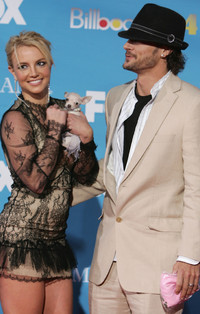 Britney Spears i Kevin Federline