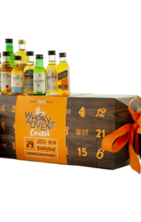 Whisky Adventski Cracker kalendar, First4Hampers