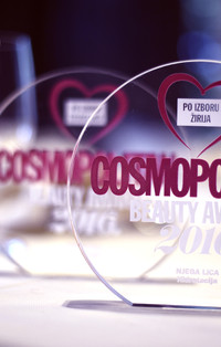 atmosfera na dodjeli Cosmopolitan Beauty Awards 2016