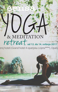 SENSA YOGA &  MEDITATION RETREAT