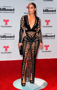Jennifer Lopez,  dodjela nagrada Billboard Latin Music Awards