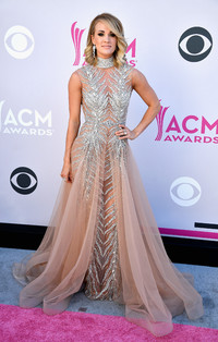 Carrie Underwood, 52. dodjela nagrada Academy Of Country Music Awards