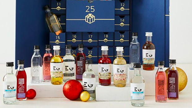 Gins of Christmas Adventski kalendar, Marks & Spencer